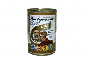 Barferoase PUR Lamm